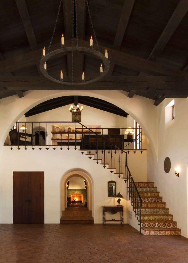 French Ranch Michael Burch Architects Pcasa Spanish