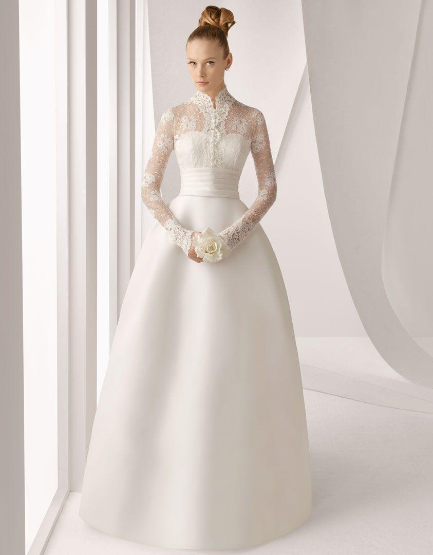 20 of The Most Stunning Long Sleeve Wedding Dresses | Pinterest ...