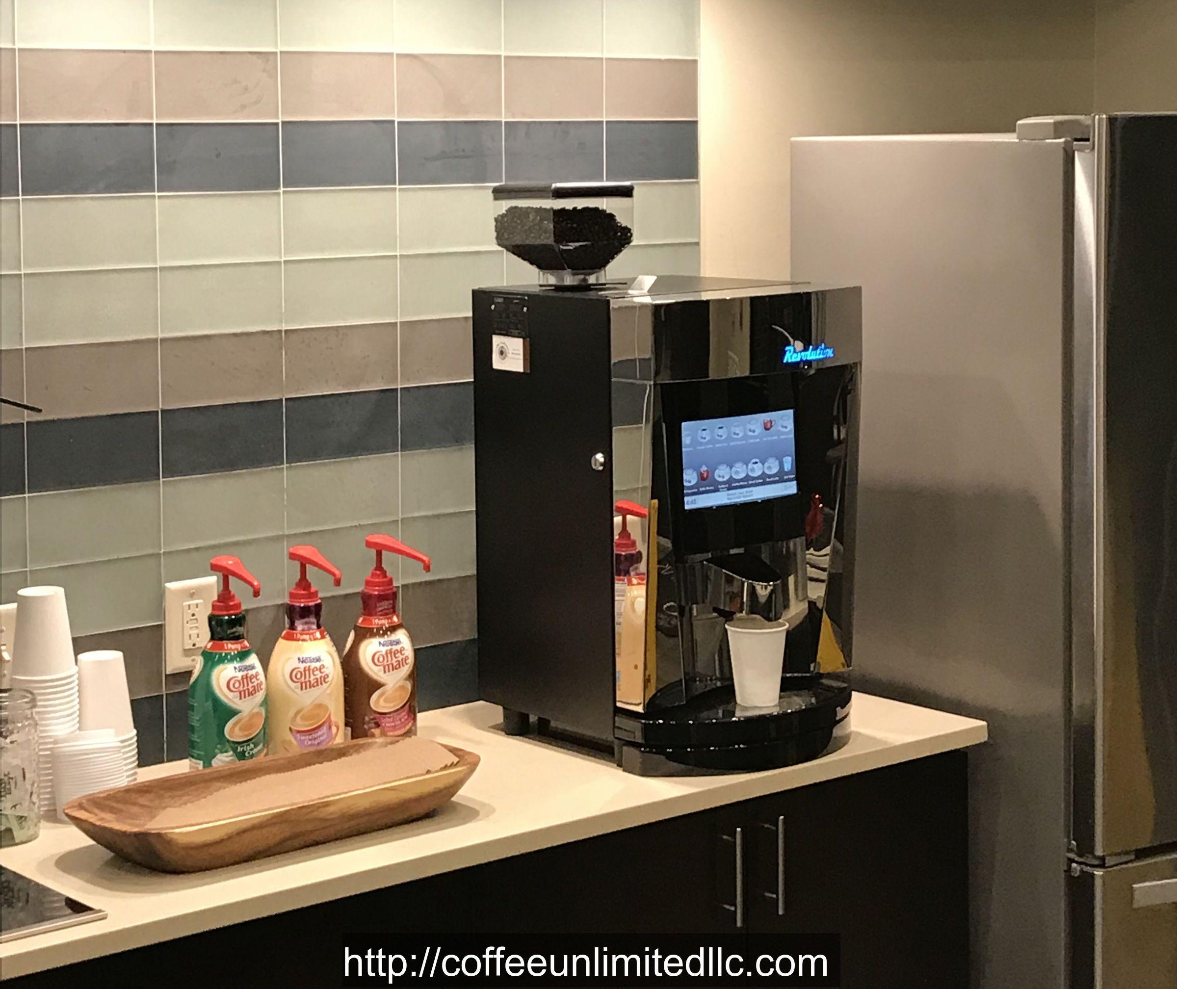 coffee machine shelf