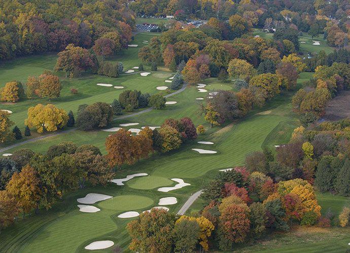 Baltusrol Golf Club Lower Course Best Golf Courses Golf Courses Golf Clubs