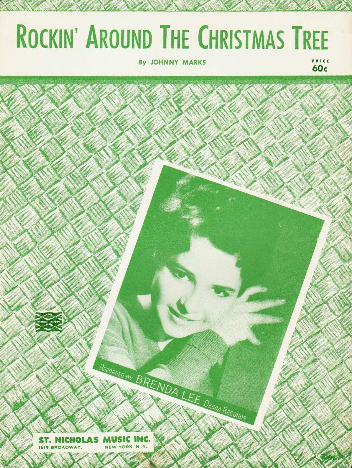 Brenda Lee - Rockin' Around the Christmas Tree (1958 ...