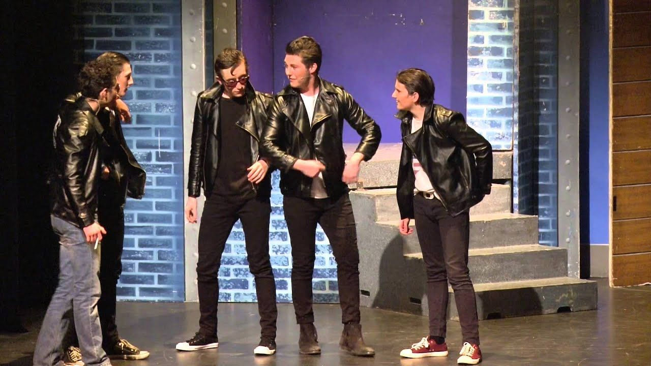 Grease by durham school broadway plays concert youtube
