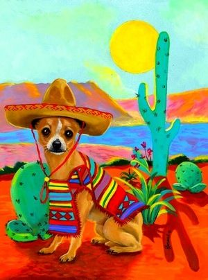 Hold Onto Your Sombrero It S Coming And It S Big Chihuahua