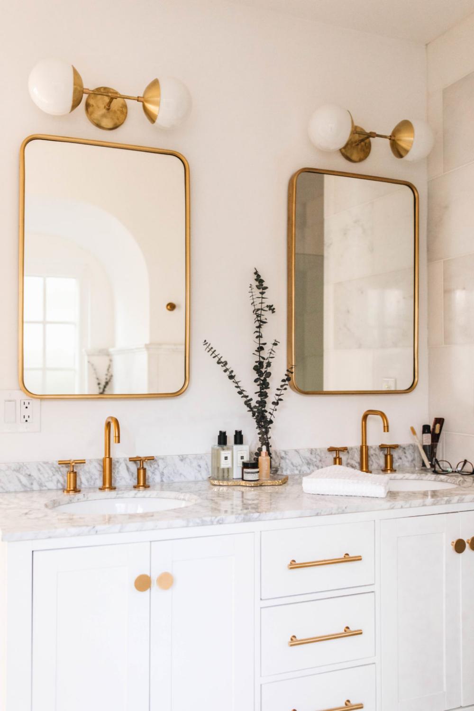 Photo of Marble Bathroom Refresh + Parachute's Bath Line – New Darlings