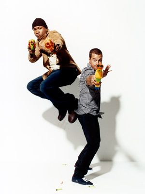 Chris O'Donnell & LL Cool J