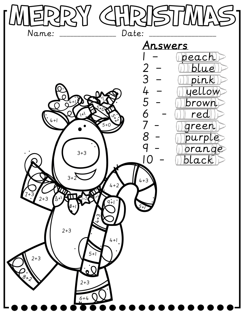 Colour By Adding To 10 And 20 Maths Christmas Number Worksheets Reception Year 1 Teaching Resources Christmas Worksheets Christmas Worksheets Kindergarten Christmas Math [ 1100 x 850 Pixel ]