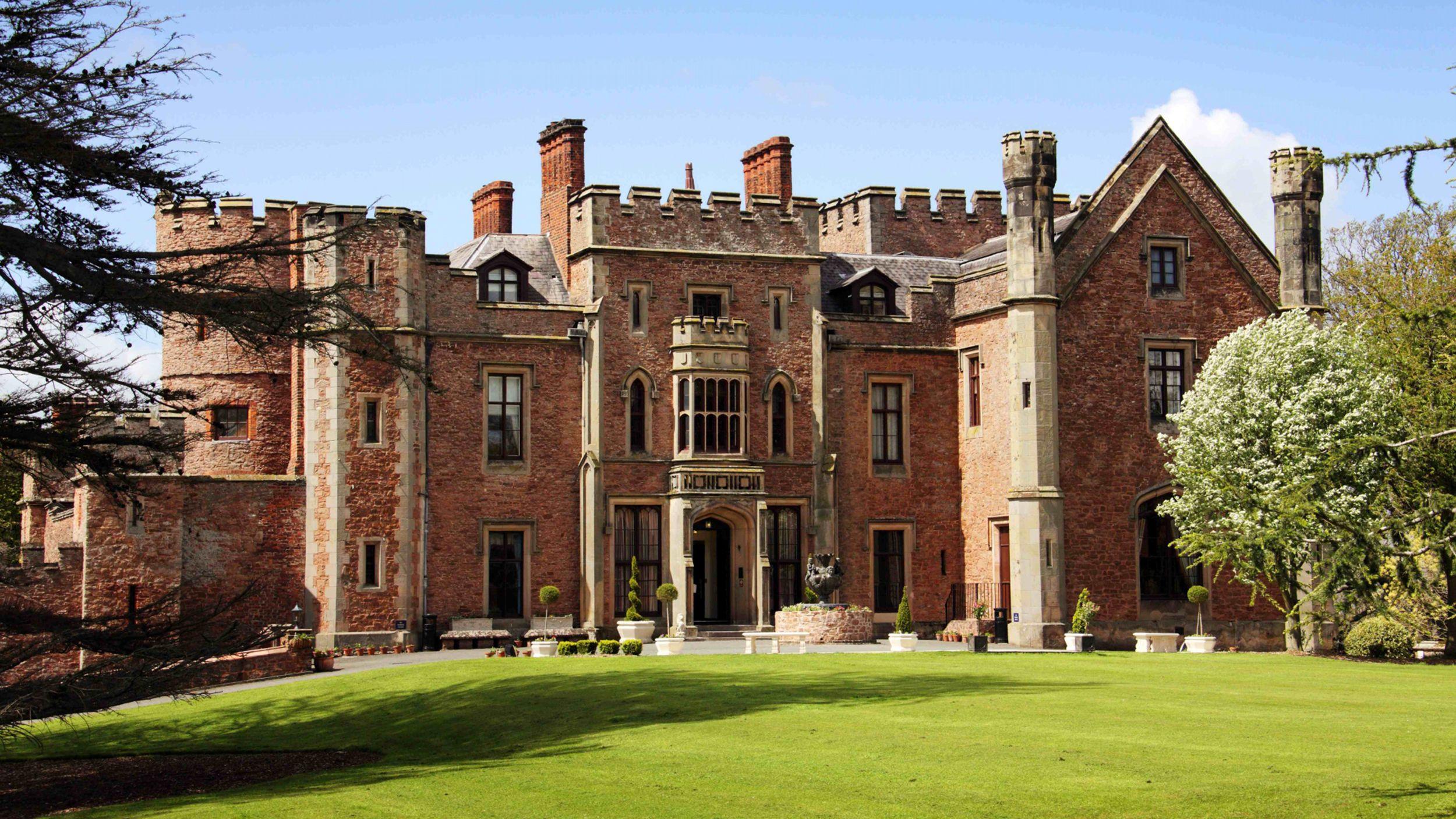 Scotland's Fonab Castle Hotel tops TripAdvisor list of the 10 best castle hotels in the world.