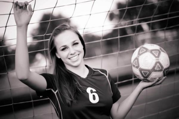 Senior Soccer Player KJB Photography Design