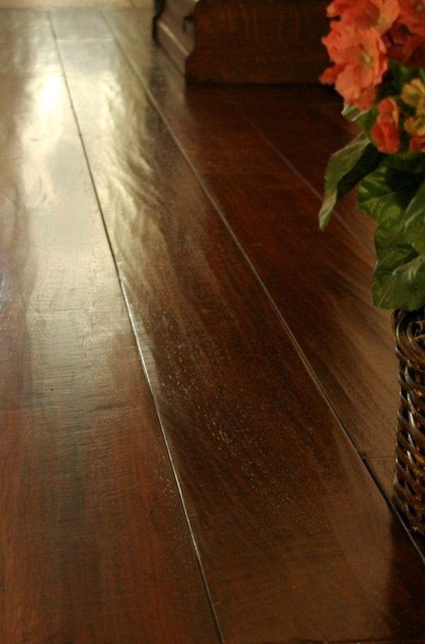 The low down on laminate vs hardwood floors decorating - Laminate versus hardwood flooring ...