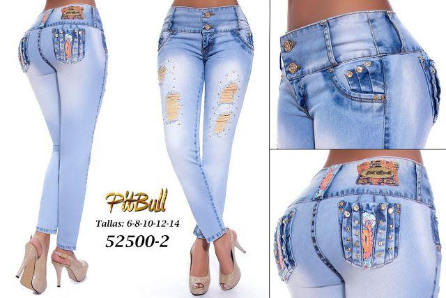 Pantalon Jeans Pitbull Roupas Femininas Roupas Jeans