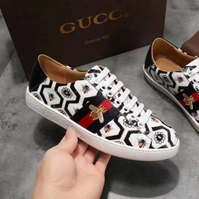 Replica GUCCI Ace embroidered sneaker