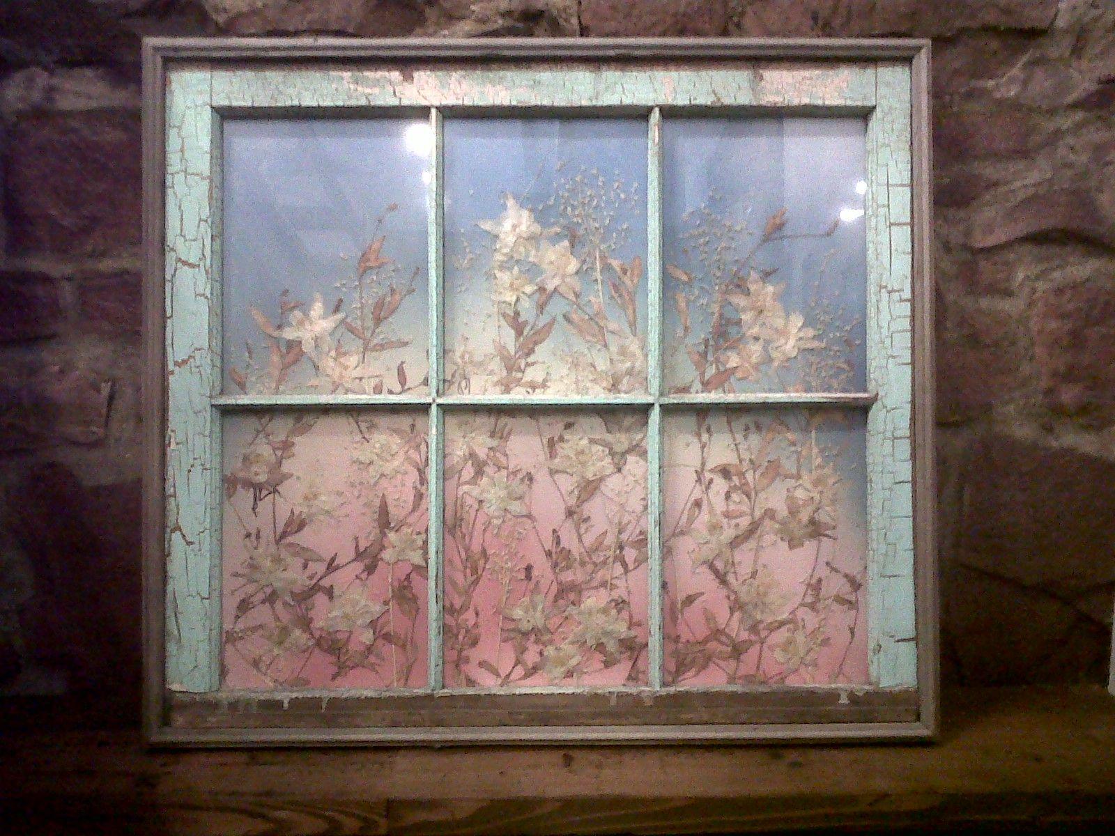Antique window painging ideas saw this old window frame turned antique window painging ideas saw this old window frame turned picture frame at a store jeuxipadfo Choice Image