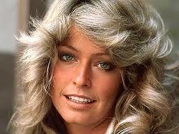 70's makeup - Farrah Fawcett