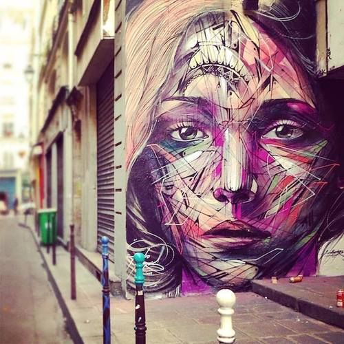 Nicely curated #streetart collection, follow this guy: http://instagram.com/bjornvanpoucke (not Banksy)