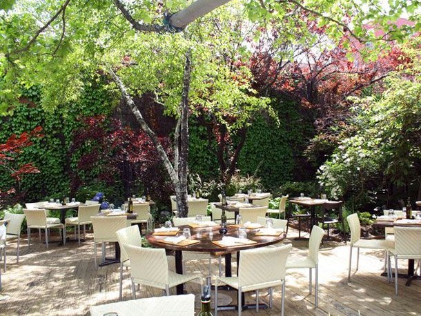 High Quality Piccolo Sogno Outdoor Patio. A Fabulous Place To Grab A Bite In The Lovely  Chicago