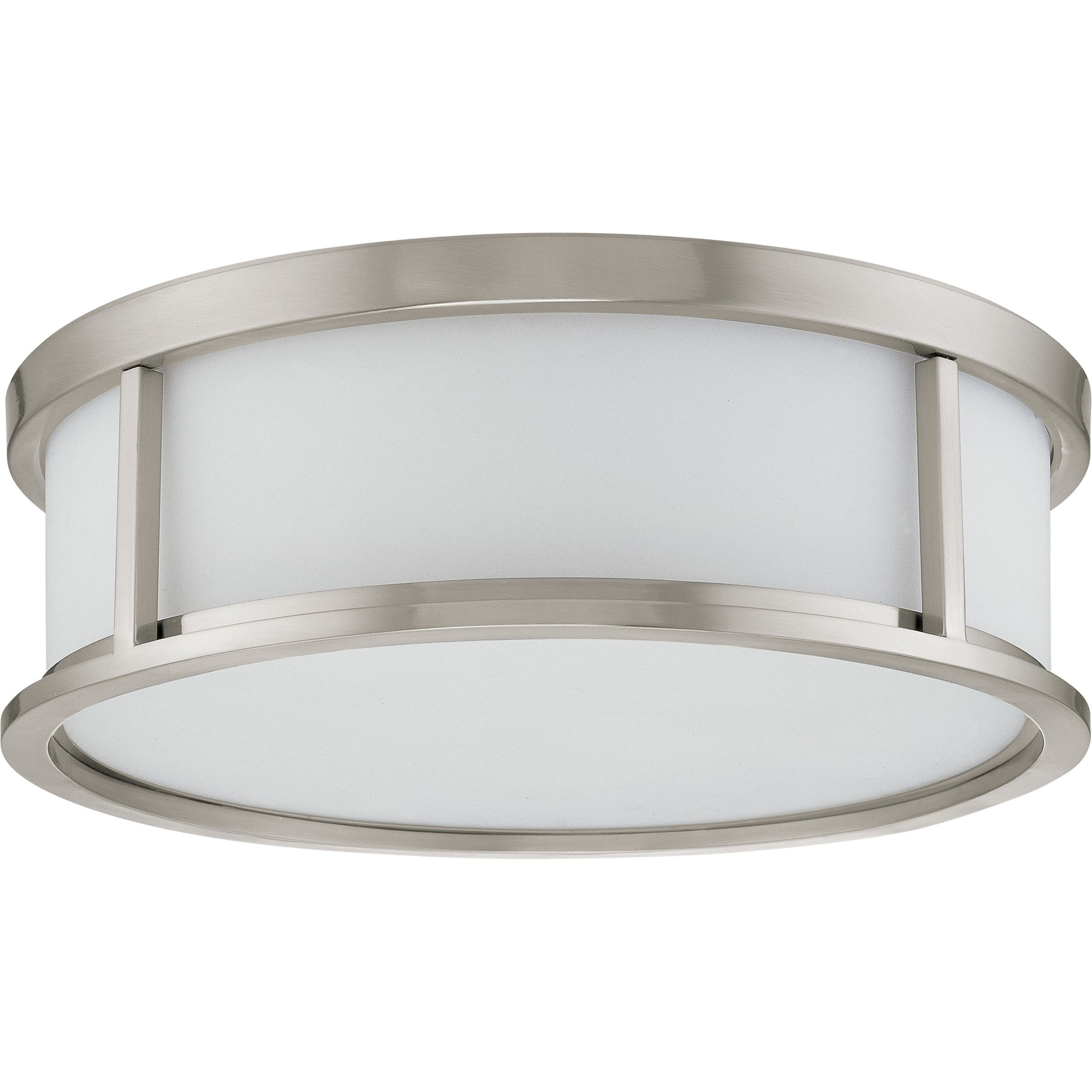 amax lighting 2625. NUVO 60-2864 | 3-Light Large Flush Mount Ceiling Light Odeon Collection Amax Lighting 2625 M