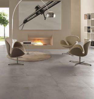 60x60 Carrelage Béton Ciré Gris Lcr02go Track Flooring Tiles Et