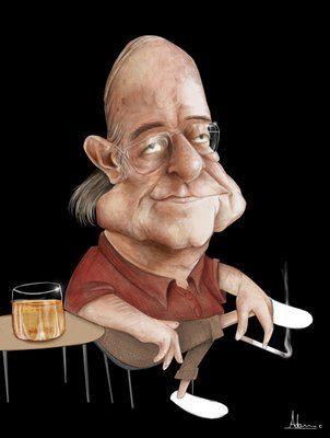 Vinicius de Moraes | Caricaturas, Caricatura, Caricaturas engraçadas
