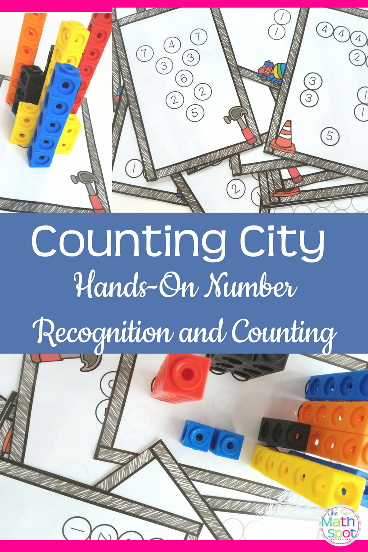 1:1 Correspondence to 10   Counting activities, Number recognition ...