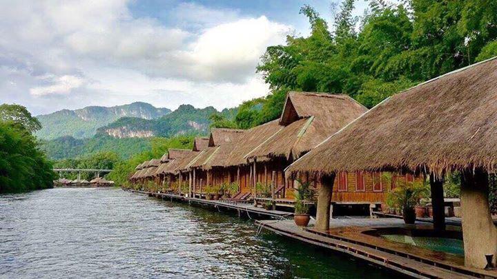 Sai Yok View Raft : ไทรโยควิว ราฟท์ กาญจนบุรี - รีสอร์ท ที่พักริมแม่น้ำ ล่องแพ ไทรโยค กาญจนบุรี