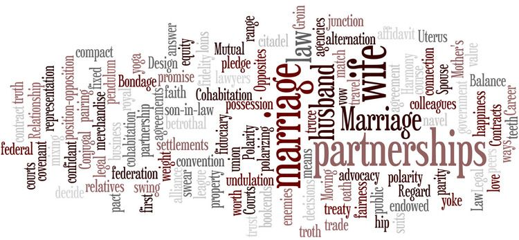 Seventh House Partnership, Contracts, Marriage, Polarities