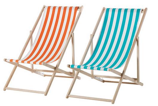 chilienne ikea chaise de plage