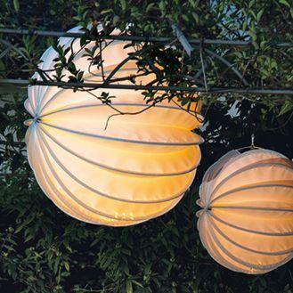 Garpa Gartenmobel Shop Aussenleuchten Lampion Weiaÿ A 50 Cm Lampions Garten Design Garten