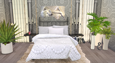 My little The Sims 3 World: Bed Blankets&Pillows Recolors