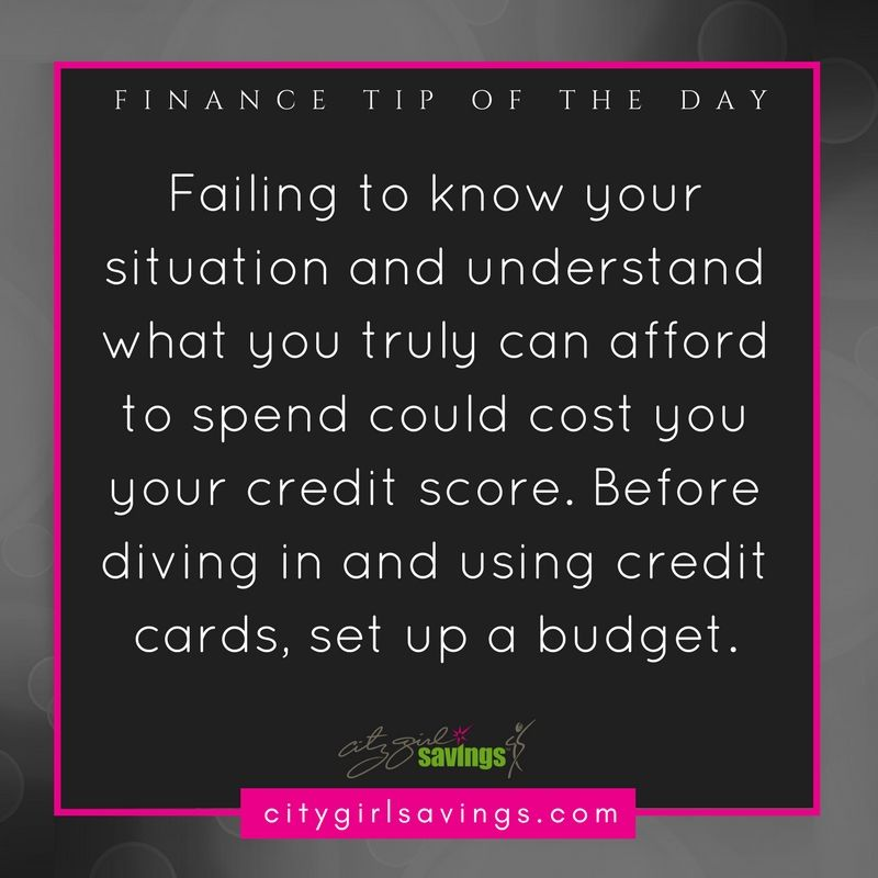 How to Build Good Credit in 6 Simple Steps - budget cash flow spreadsheet