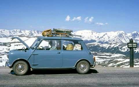 Colorado 1962 Vehicles Bmc Mini Mini Clubman Mini Morris