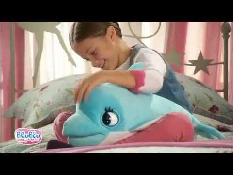 Blu Blu Mega Duzy Delfin Interaktywny Na Dzielnicadziecka Pl Baby Dolphins Soft Toy Dolphins