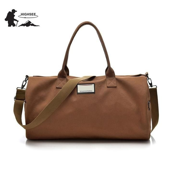 HIGHSEE Classic Duffel Bag - BagPrime - Look Your Best with Amazing Bags   bags  bag  handbags  totebag  leatherwork  fashion  accessories   backpacking ... 10fec0e654