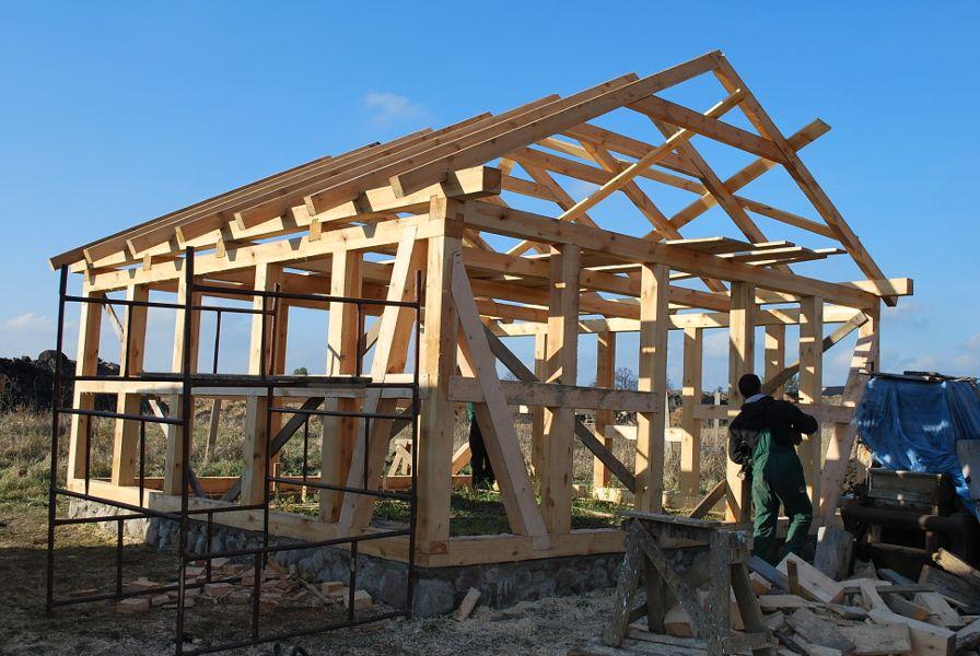 Prix de construction du0027un garage en bois     www