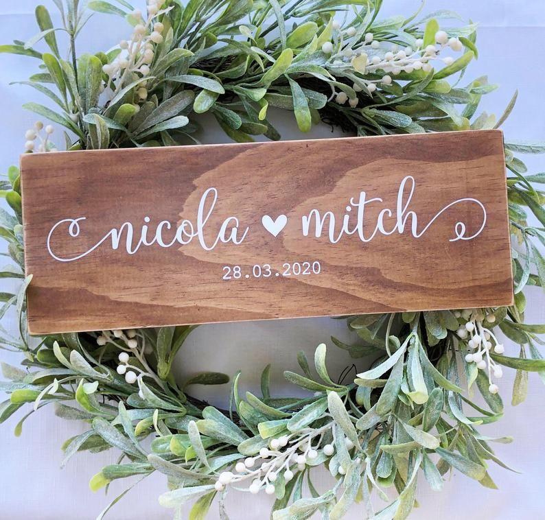 Wedding Gift Wedding Gift Ideas Wedding Gifts For Couple Etsy In 2020 Best Friend Wedding Gifts Wedding Gifts For Bride And Groom Wedding Gifts For Couples