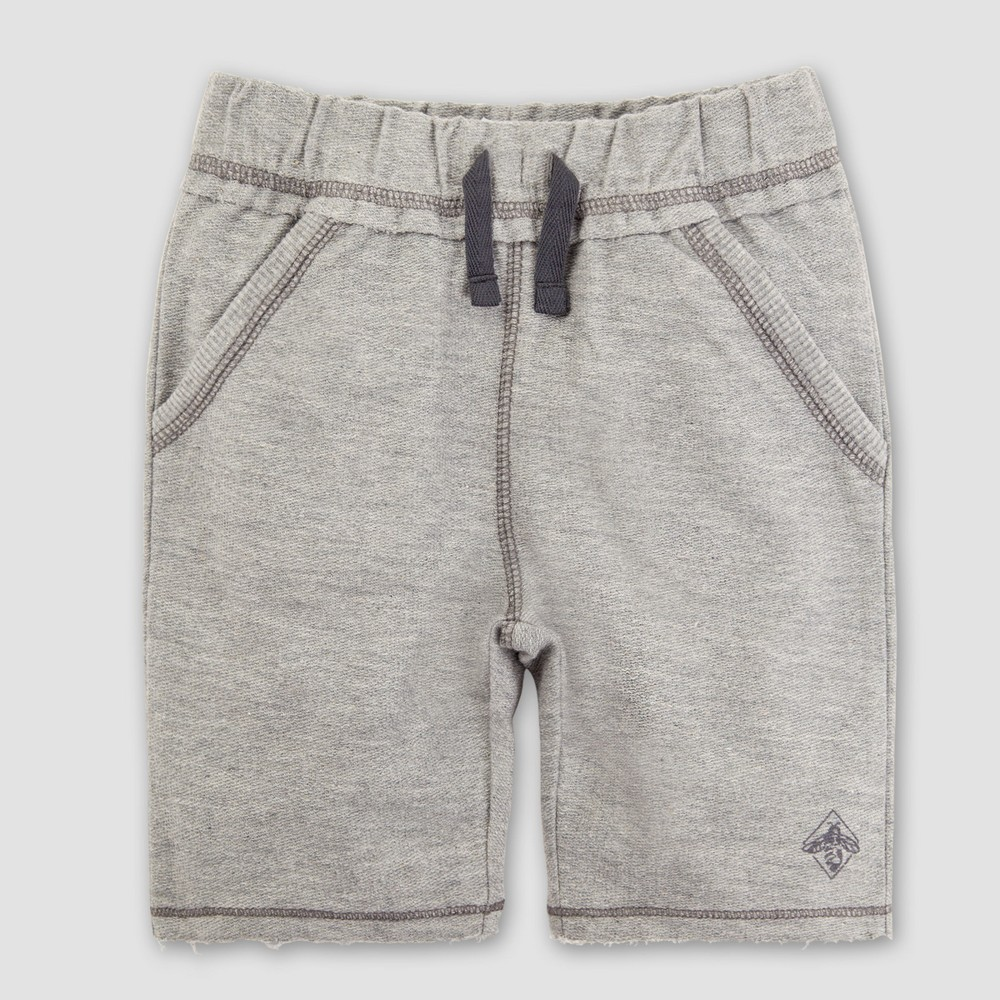 Urban Classic Open Edge Terry Cargo Shorts Pantaloncini Uomo