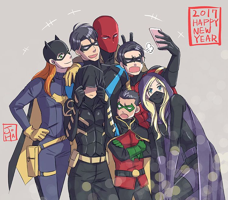 The whole family. Other then Batman and Batwoman bc587a2692a