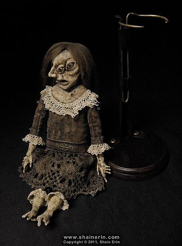 Sabelia – Exquisite Monster Art Doll | Flickr - Photo Sharing!