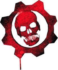 Gears Of War Skull Logo Psd55079 Png Gears Of War Gears Of War 3 Gear Tattoo