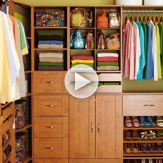Best 25+ Diy Master Closet Ideas On Pinterest