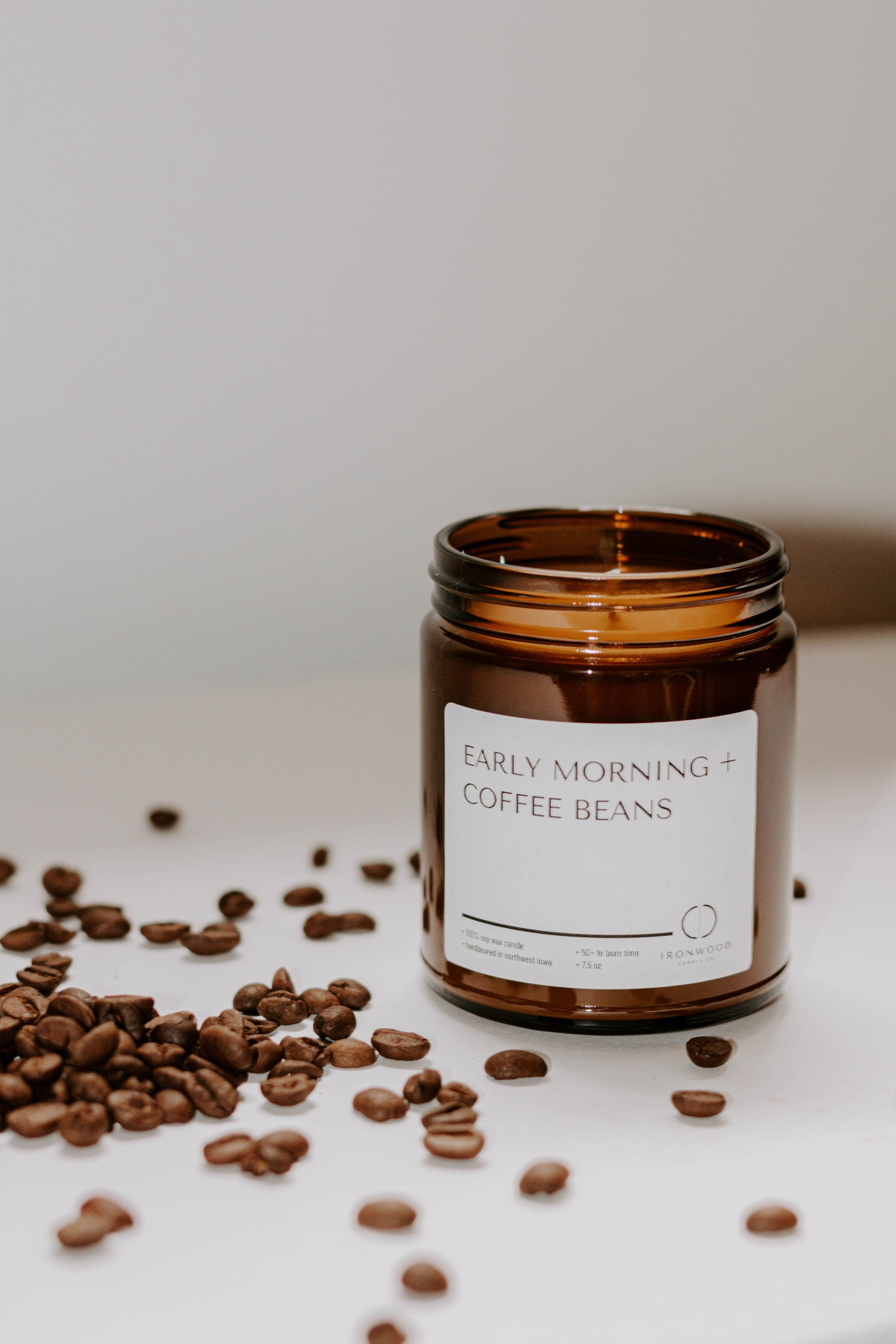 Morning Coffee Soy Candle