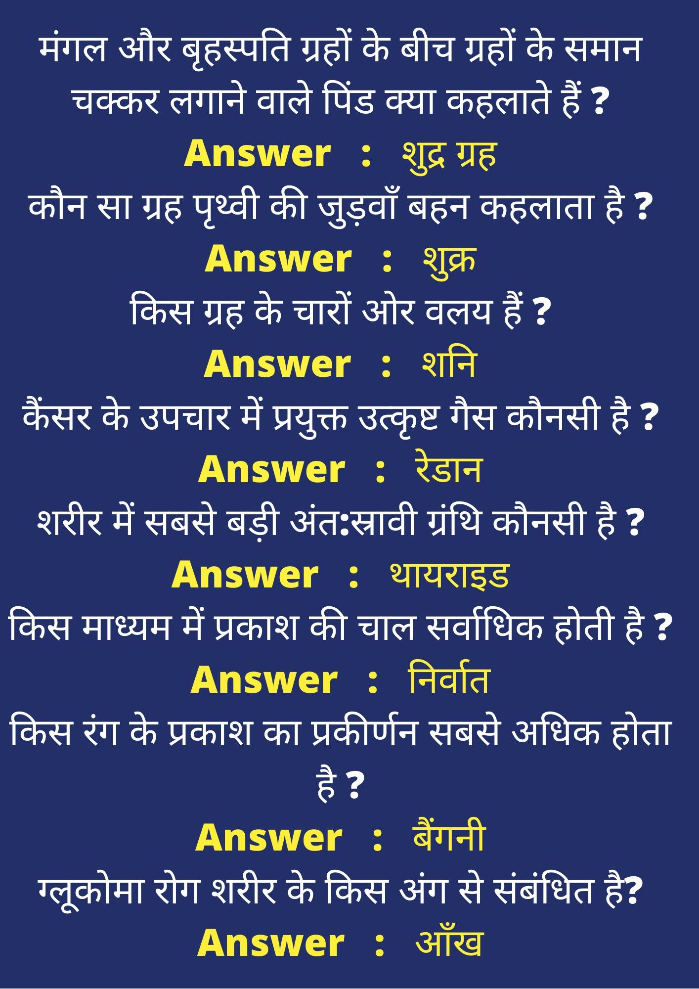 Lucent's General Knowledge in 2020 Gk questions, General