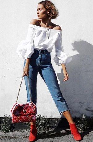 Jeans Botte De Vamos Bleu MrhcMFdb8