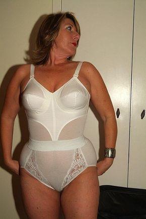 Seductive panty pics mature