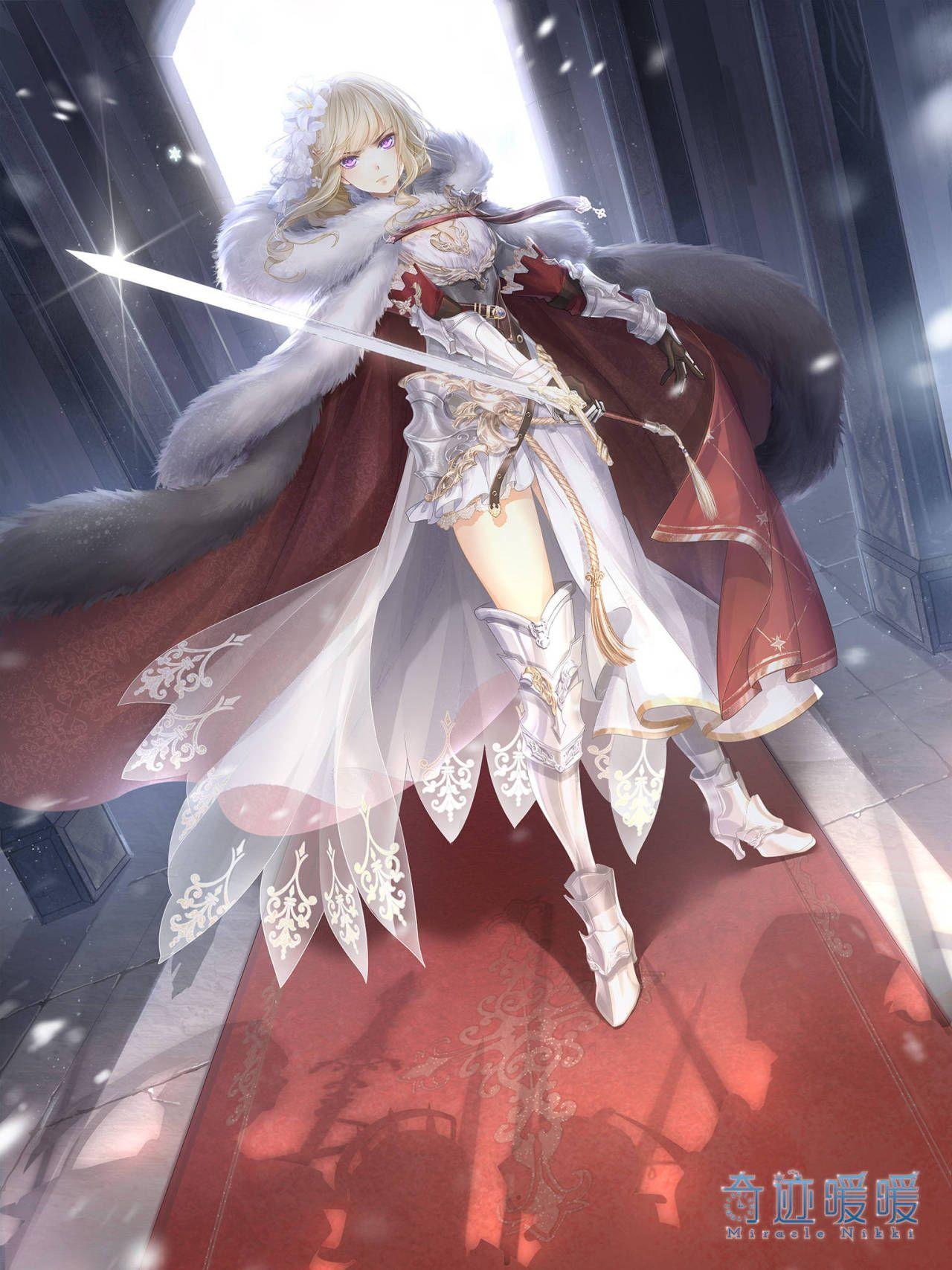Fanyaneko Anime Angel Girl Anime Princess Anime Warrior