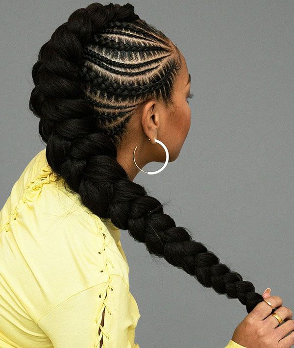 30 Best Braided Hairstyles For Women In 2020 Cool Braid