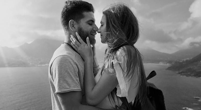 Wenn ein Mann eine Frau wirklich will   Glückliche