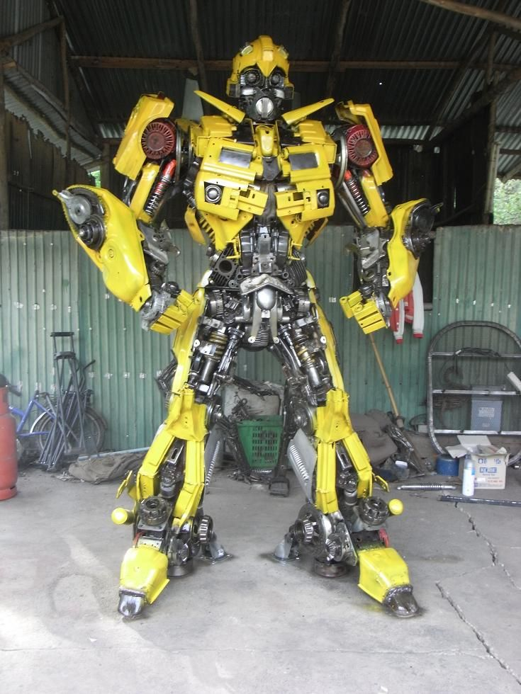 Real - Bumble Bee??? Rocks anyway!! | Transformers, Scrap ...