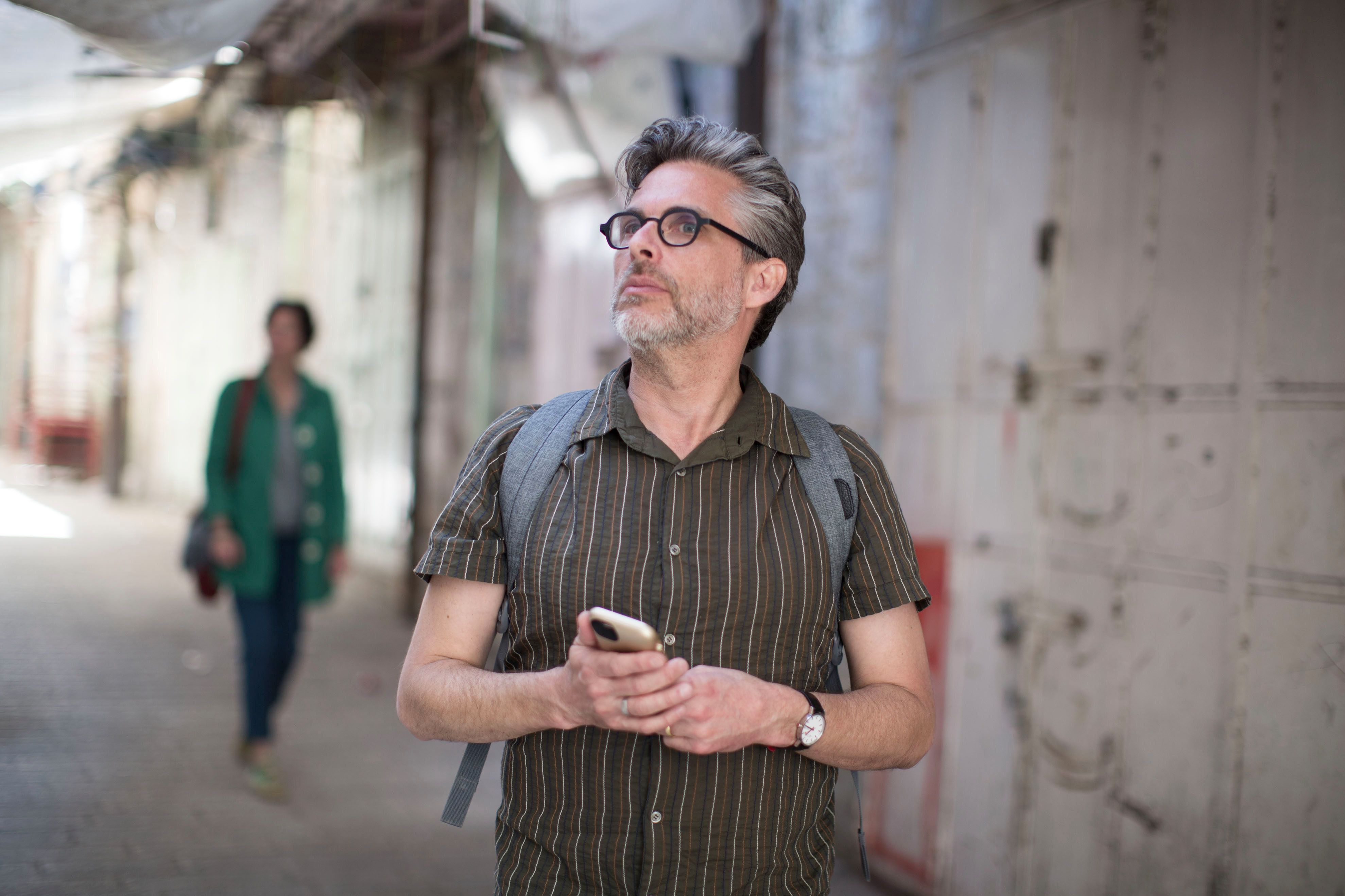 Author Michael Chabon has long tried to justify Israel's actions toward Palestinians, but told the Forward he can't do so anymore after a West Bank Tour.