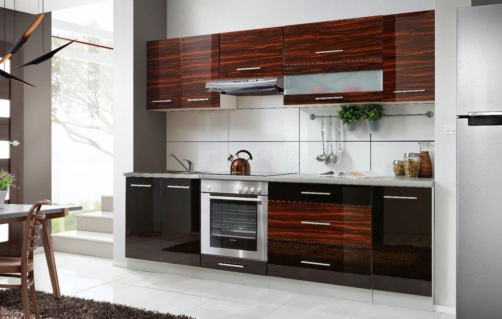 Einbauküche Küchenzeile Küchenmöbel Küchenset