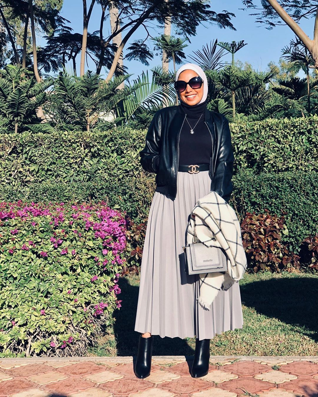 Photo of 11.3 k mentions J'aime, 242 commentaires – Omnia• Hijab Blogger 🦋 (@omnia…